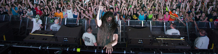 Bassnectar for experience page