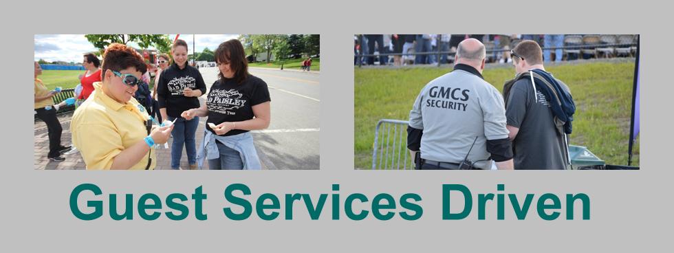 Guest Services Driven
