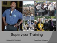 Supervisor Training